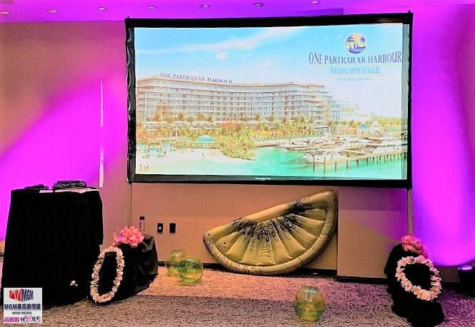 高娓娓:巴哈马ThePointe高端海景公寓推介会闪耀亮相美国时代广场 ... ... ... ... .. ..._图1-1