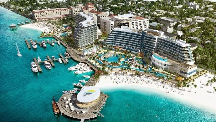 高娓娓:巴哈马ThePointe高端海景公寓推介会闪耀亮相美国时代广场 ... ... ... ... .. ..._图1-32