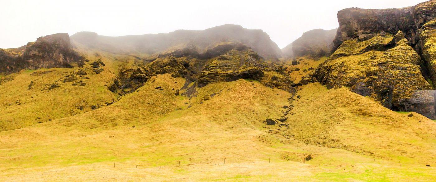 冰岛风采,山坳里的世界_图1-3
