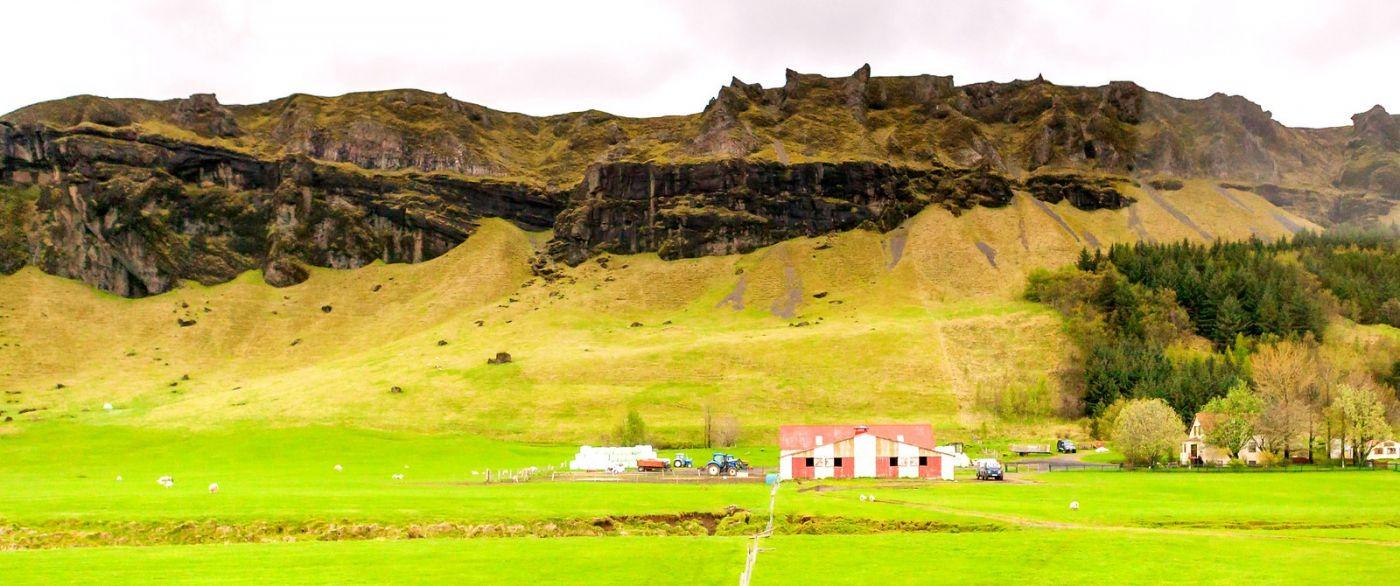 冰岛风采,山坳里的世界_图1-1