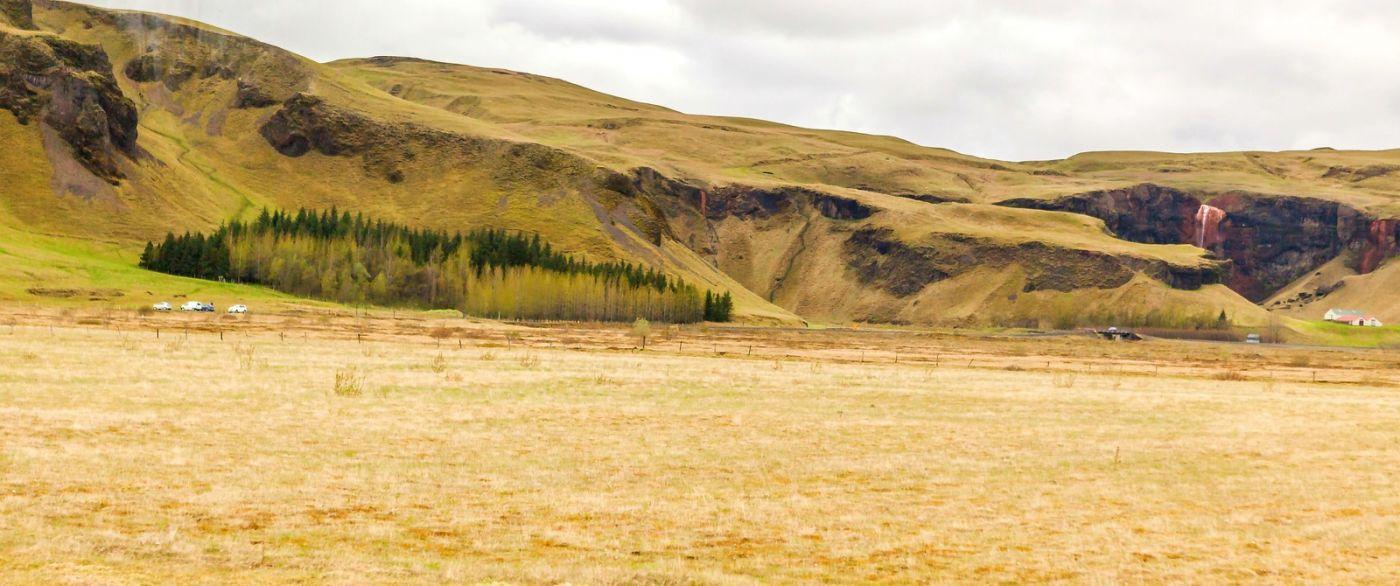 冰岛风采,山坳里的世界_图1-5