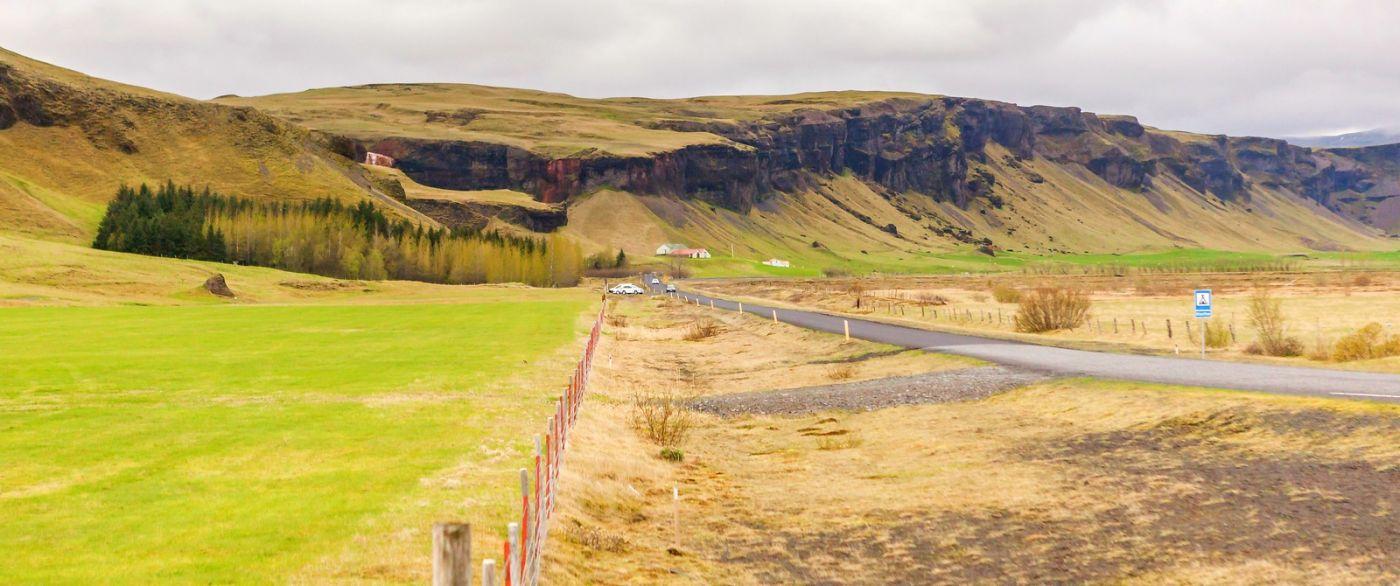 冰岛风采,山坳里的世界_图1-12