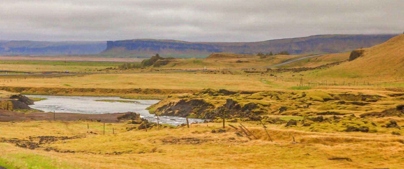 冰岛风采,山坳里的世界_图1-14