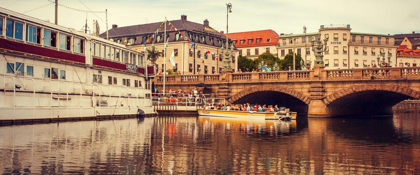 瑞典哥德堡,美女美景一路看_图1-3