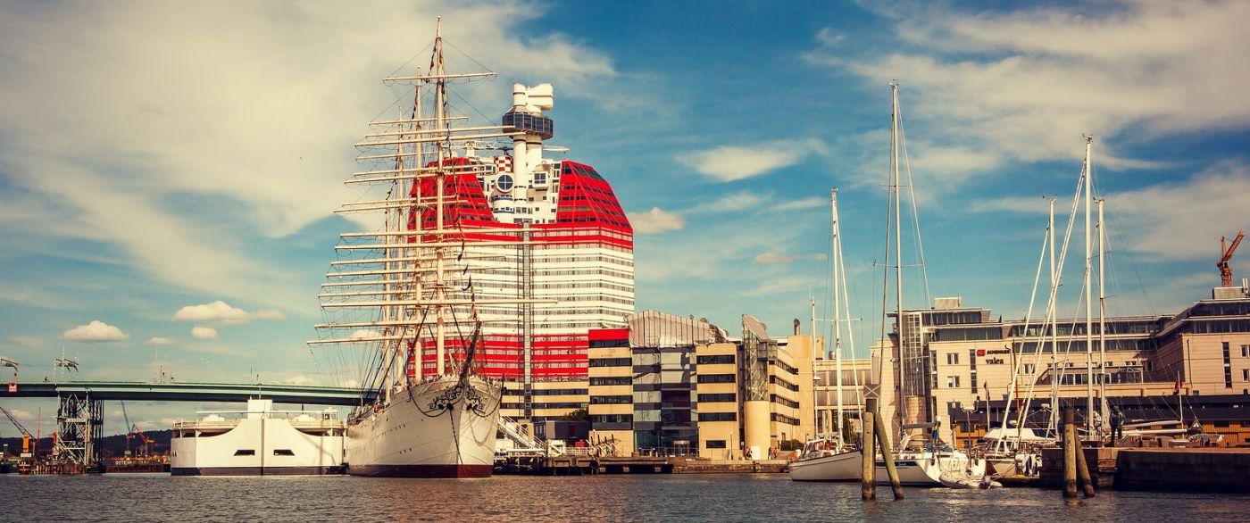 瑞典哥德堡,美女美景一路看_图1-26