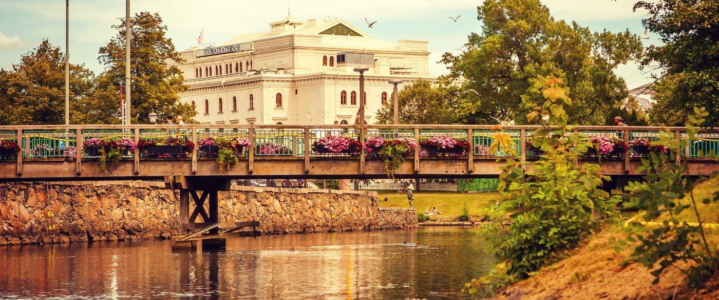 瑞典哥德堡,美女美景一路看_图1-32