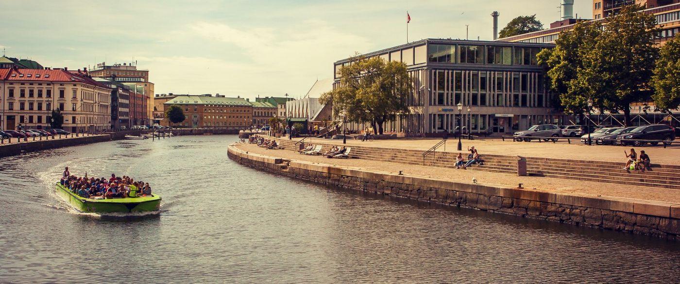 瑞典哥德堡,美女美景一路看_图1-34