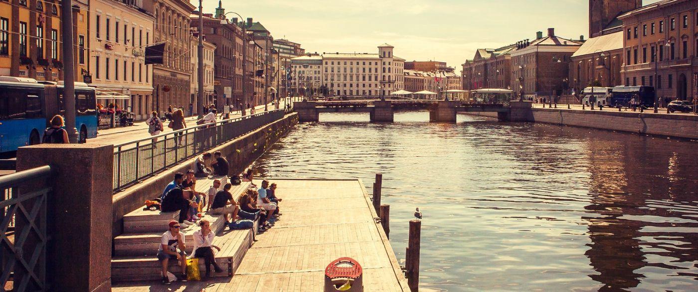 瑞典哥德堡,美女美景一路看_图1-38