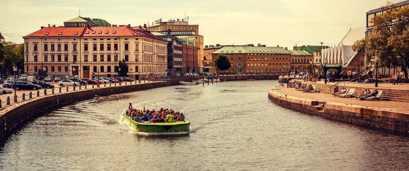 瑞典哥德堡,美女美景一路看_图1-40