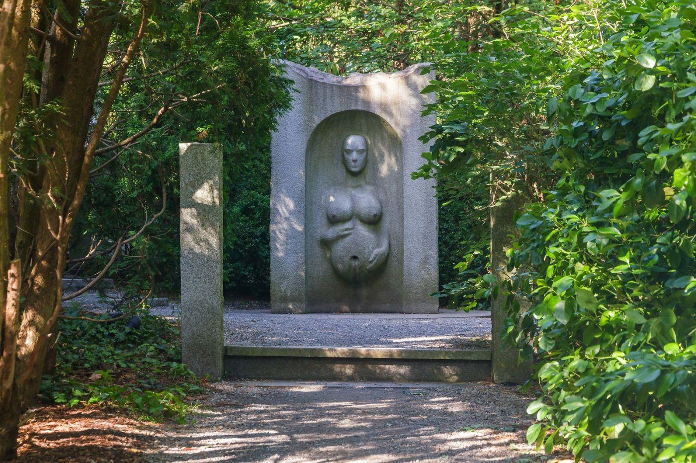 新澤西州雕塑公園(Grounds for scuplture),題材很廣_圖1-36