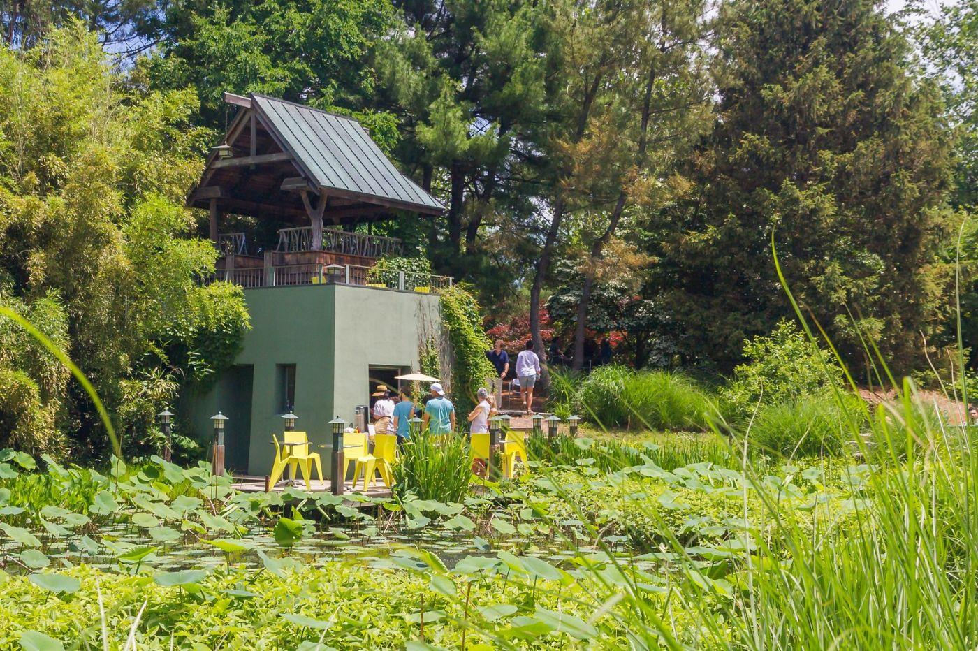 新澤西州雕塑公園(Grounds for scuplture),題材很廣_圖1-27