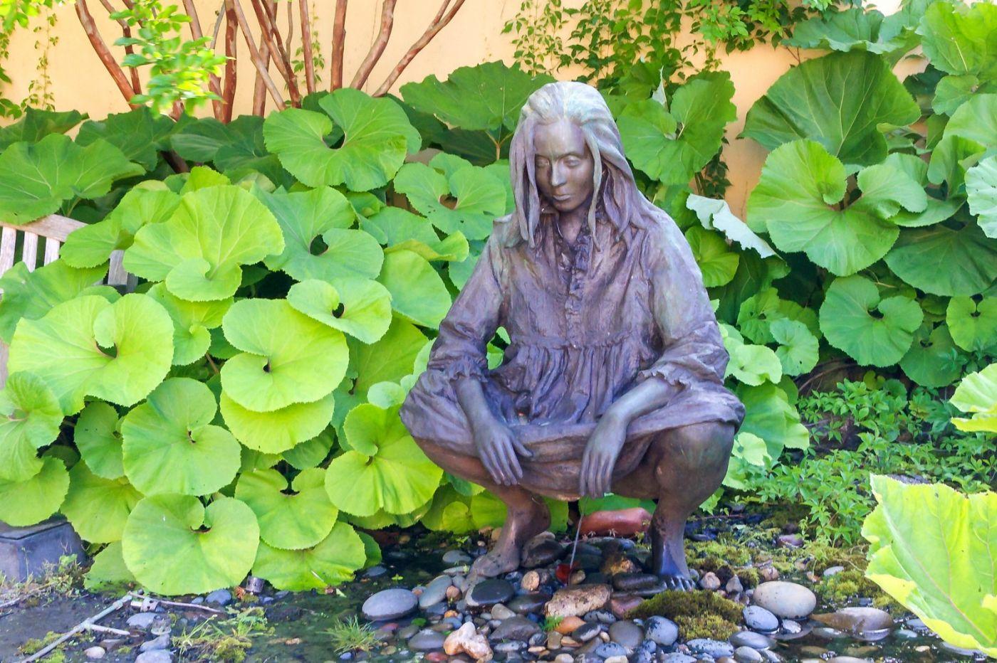 新澤西州雕塑公園(Grounds for scuplture),題材很廣_圖1-22