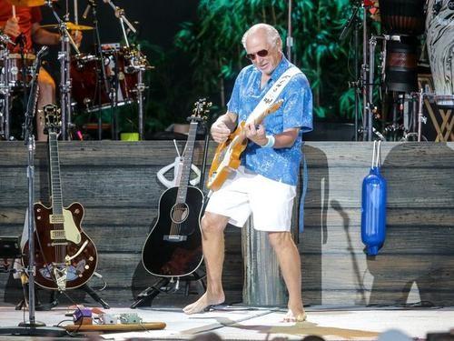 高娓娓︰活力四射的美國搖滾大爺——老牌傳奇歌星JimmyBuffett演唱會 ..._圖1-4