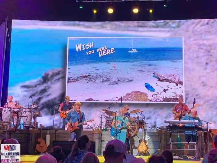 高娓娓︰活力四射的美國搖滾大爺——老牌傳奇歌星JimmyBuffett演唱會 ..._圖1-9