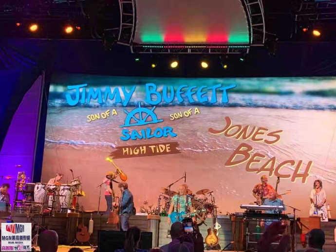 高娓娓︰活力四射的美國搖滾大爺——老牌傳奇歌星JimmyBuffett演唱會 ..._圖1-10