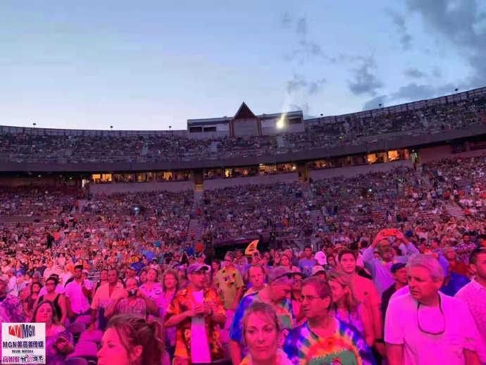 高娓娓︰活力四射的美國搖滾大爺——老牌傳奇歌星JimmyBuffett演唱會 ..._圖1-12