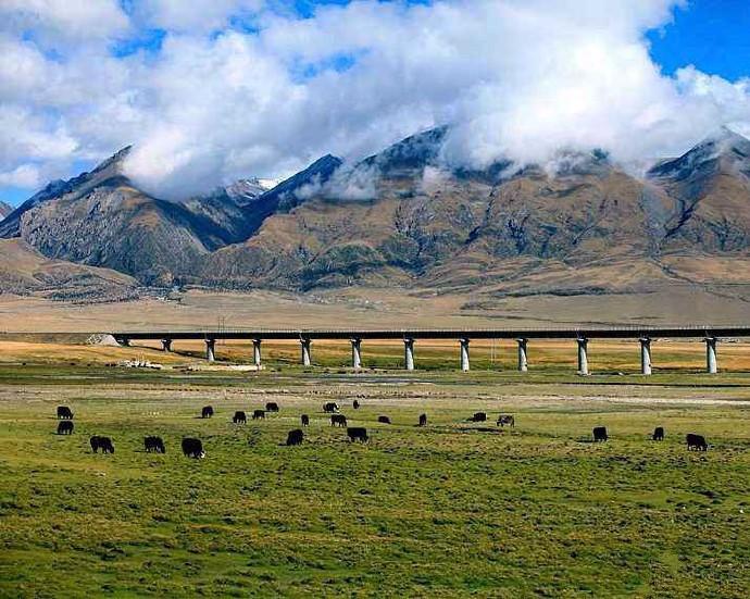 """中国将""""打穿""""喜马拉雅山?日喀则.加德满都 中尼铁路预计将在2025年正式开通 ..._图1-6"""