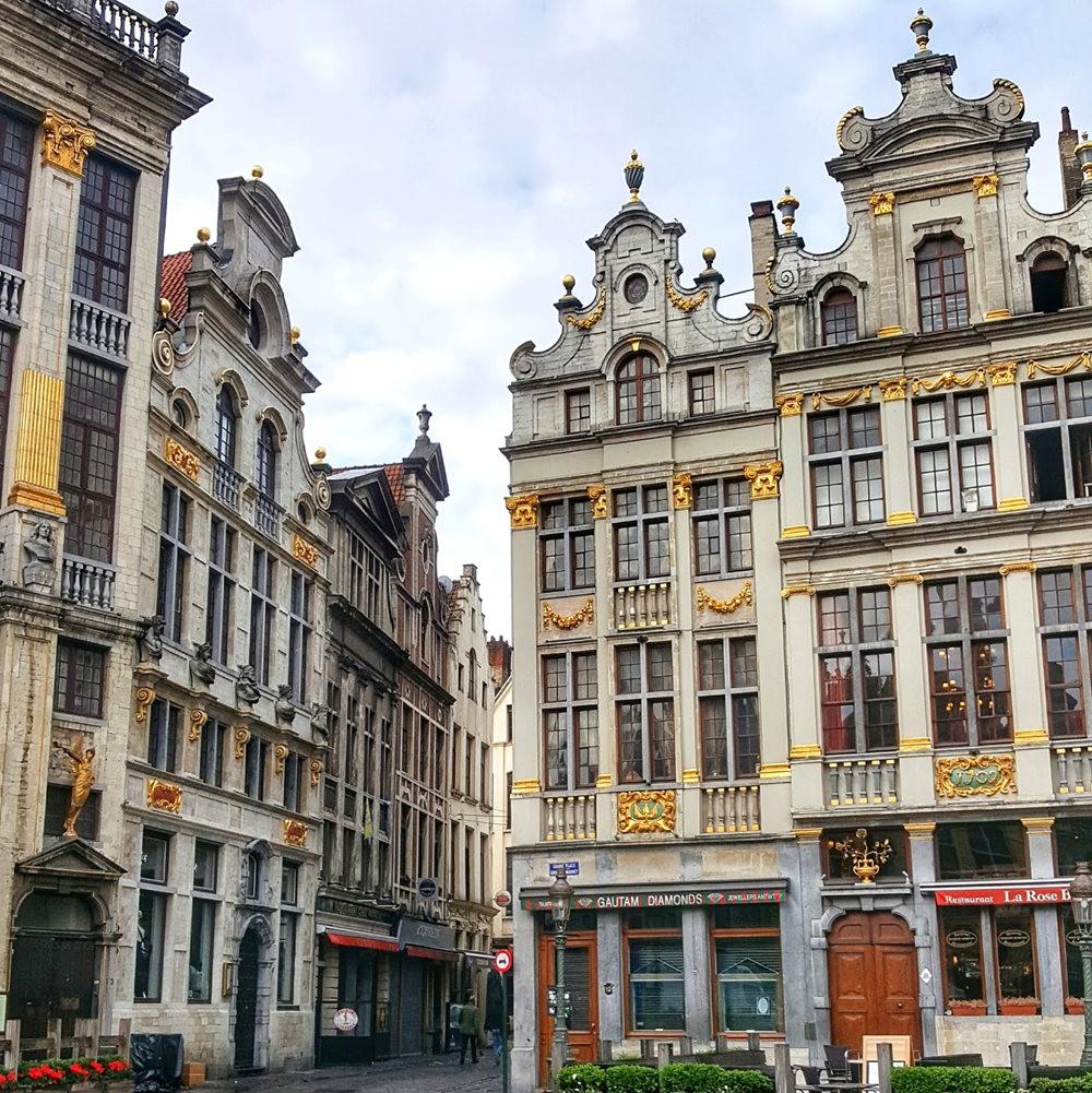 比利时之---布鲁塞尔_图1-3