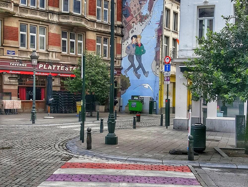 比利时之---布鲁塞尔_图1-4