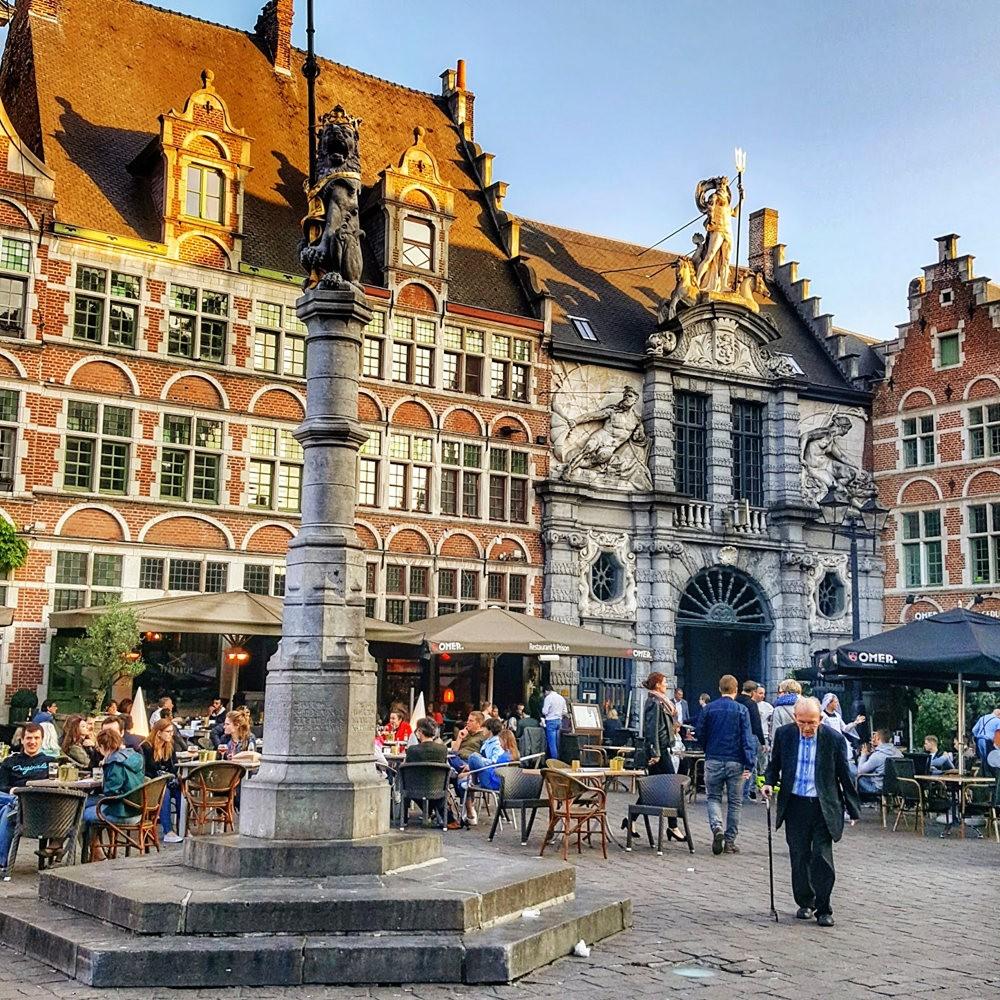 比利时之---根特_图1-5