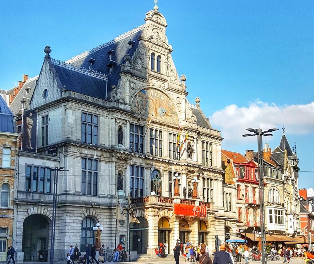 比利时之---根特_图1-7