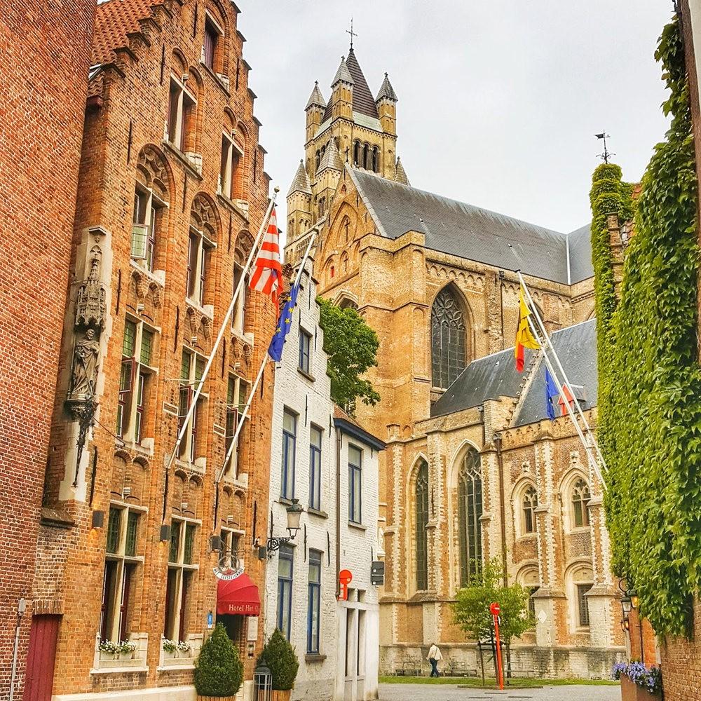 比利时之---布鲁日_图1-4