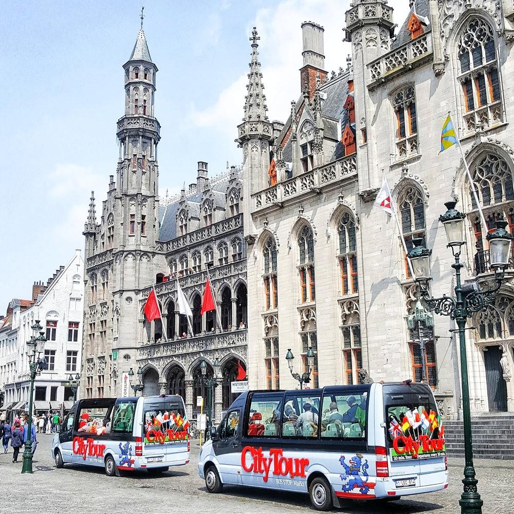 比利时之---布鲁日_图1-5