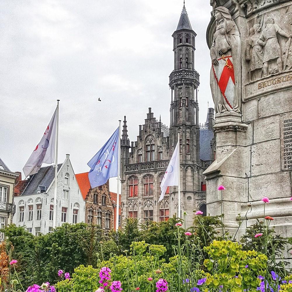 比利时之---布鲁日_图1-7