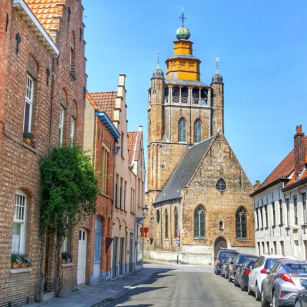 比利时之---布鲁日_图1-17