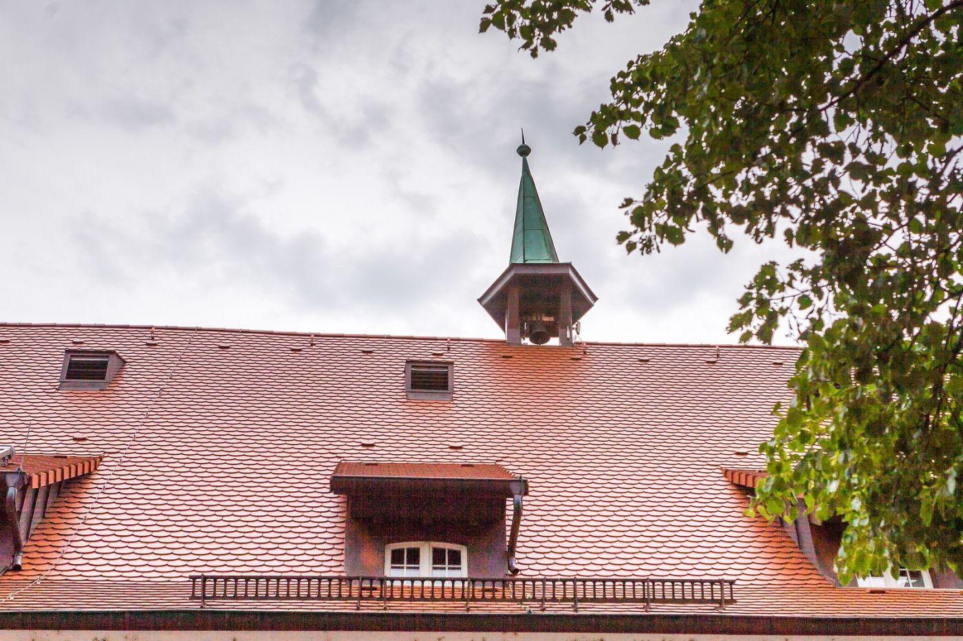 德国布赖萨赫(Breisach),城小历史久_图1-32