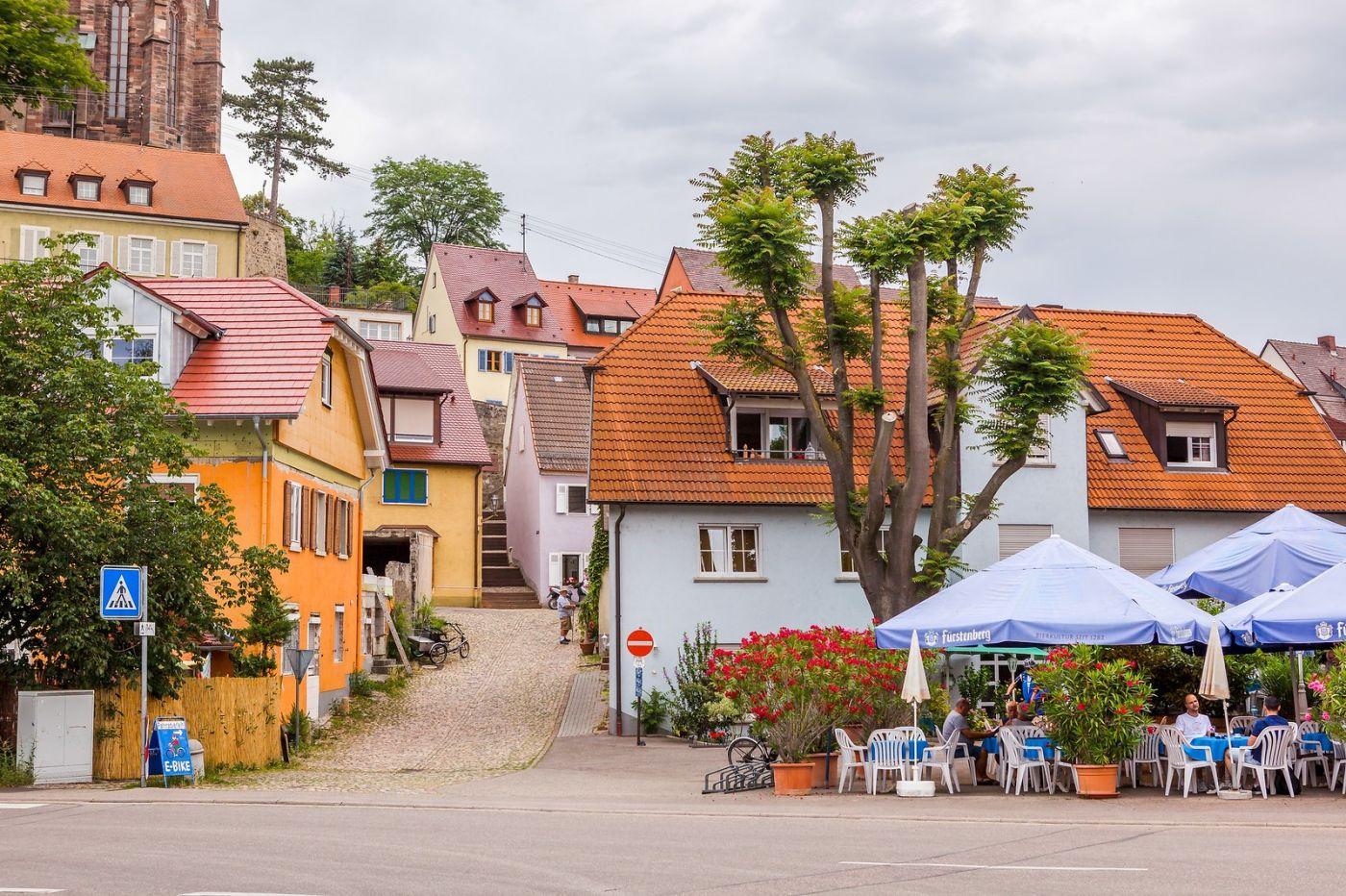 德国布赖萨赫(Breisach),城小历史久_图1-31