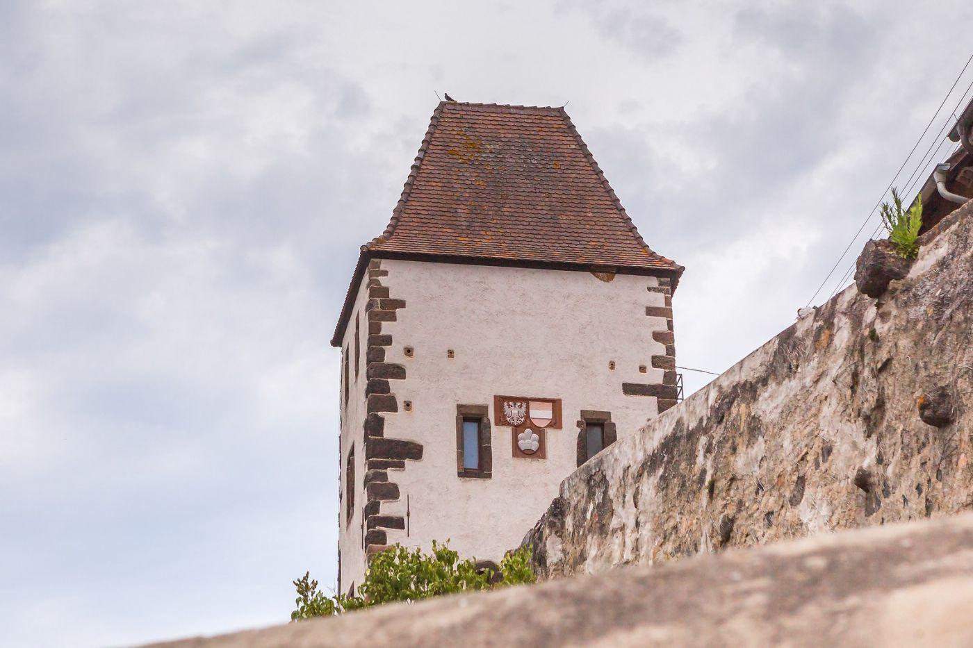 德国布赖萨赫(Breisach),城小历史久_图1-15