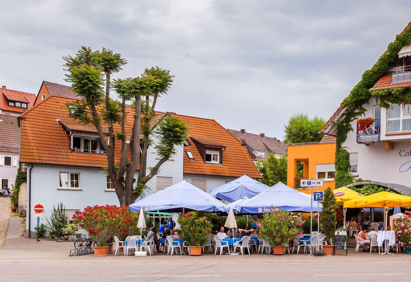 德国布赖萨赫(Breisach),城小历史久_图1-7