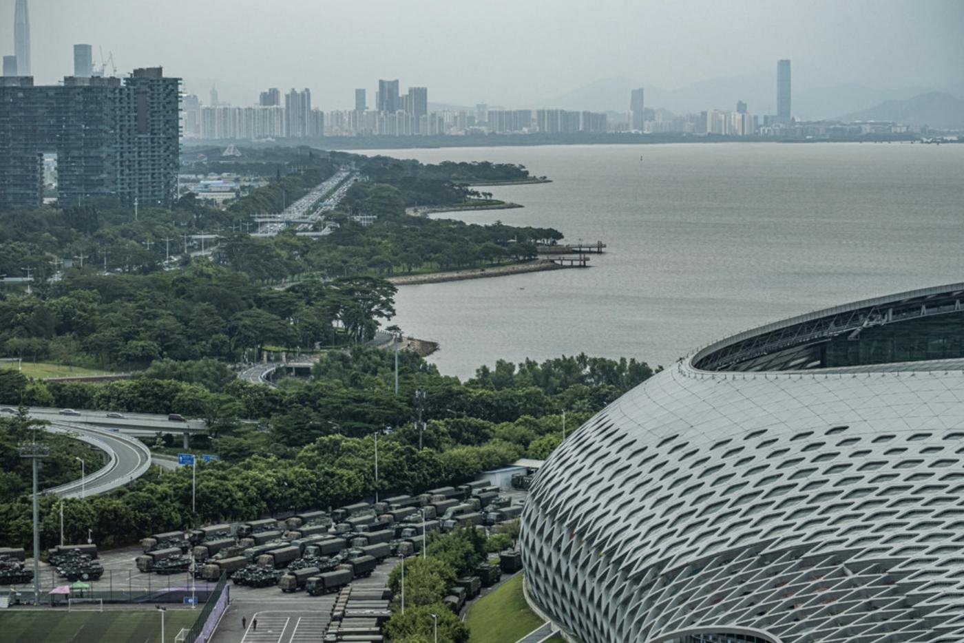 支持香港警察严惩不法暴徒平定乱局_图1-1