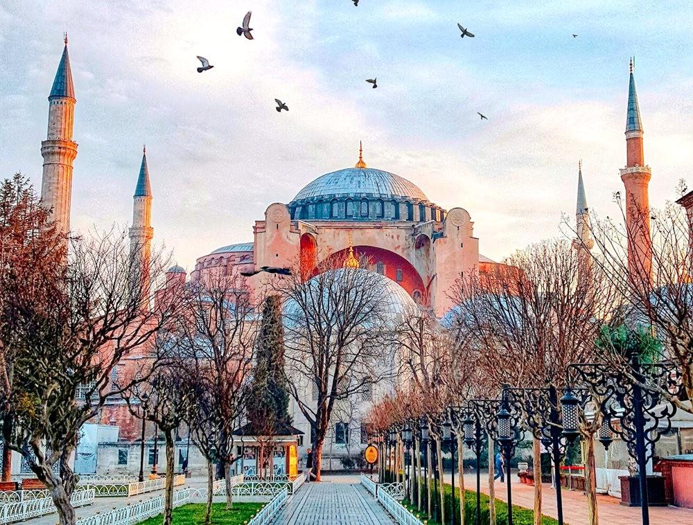 伊斯坦布尔---土耳其之行_图1-1
