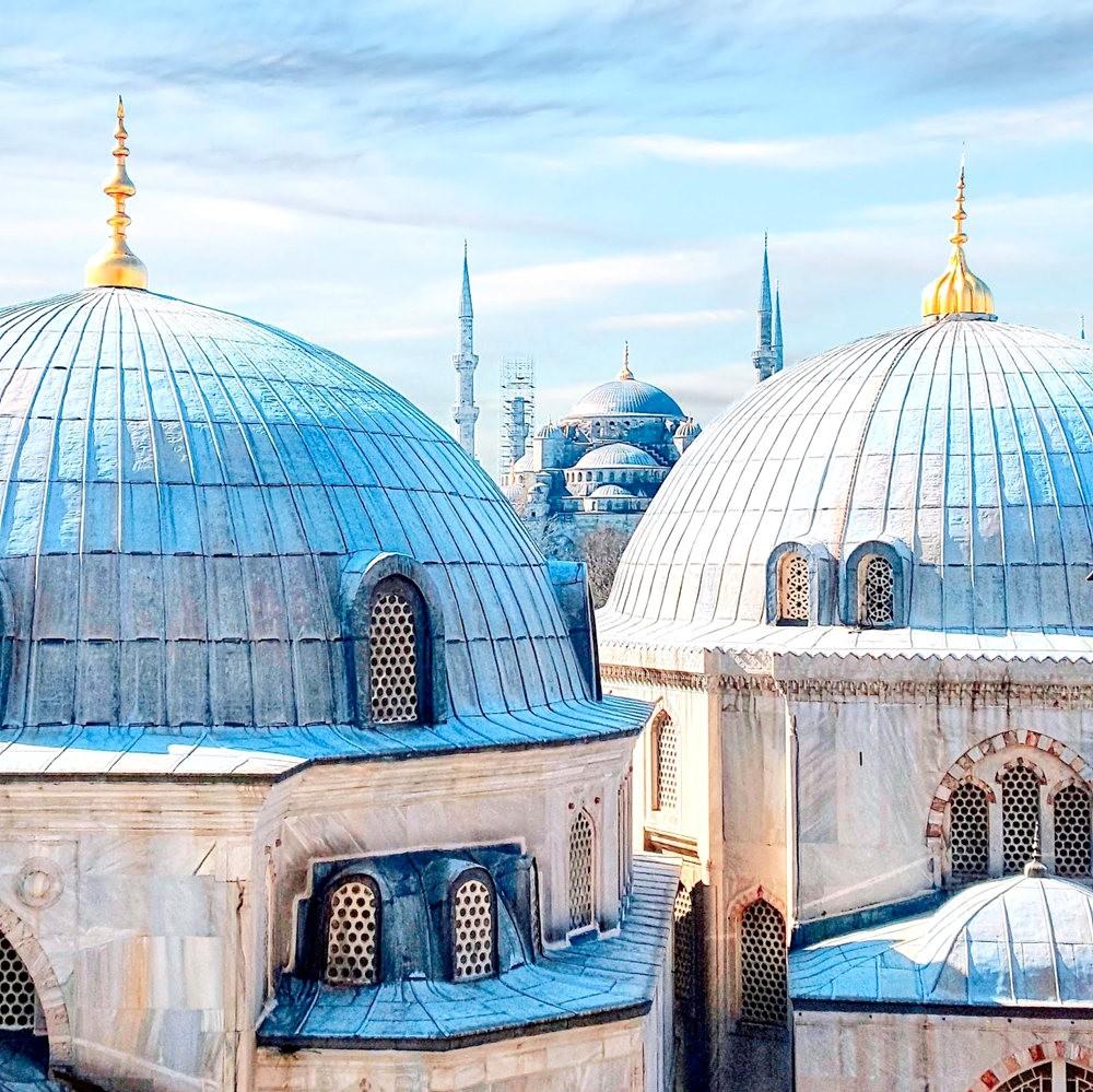 伊斯坦布尔---土耳其之行_图1-4