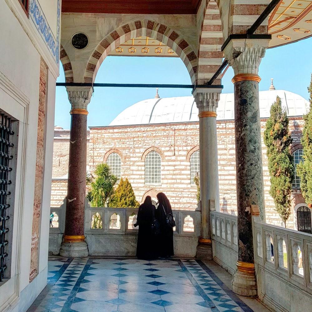 伊斯坦布尔---土耳其之行_图1-7