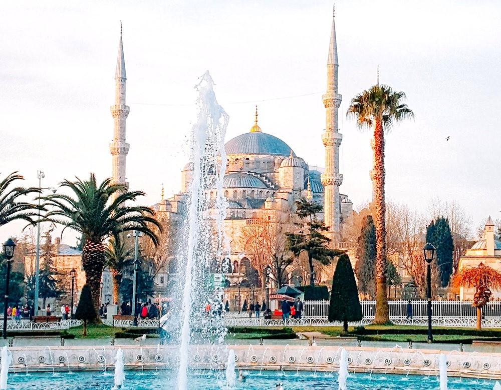 伊斯坦布尔---土耳其之行_图1-10
