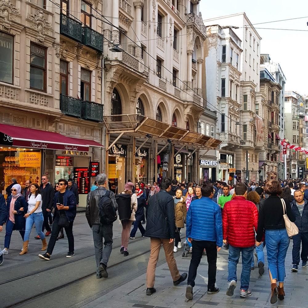 伊斯坦布尔---土耳其之行_图1-17