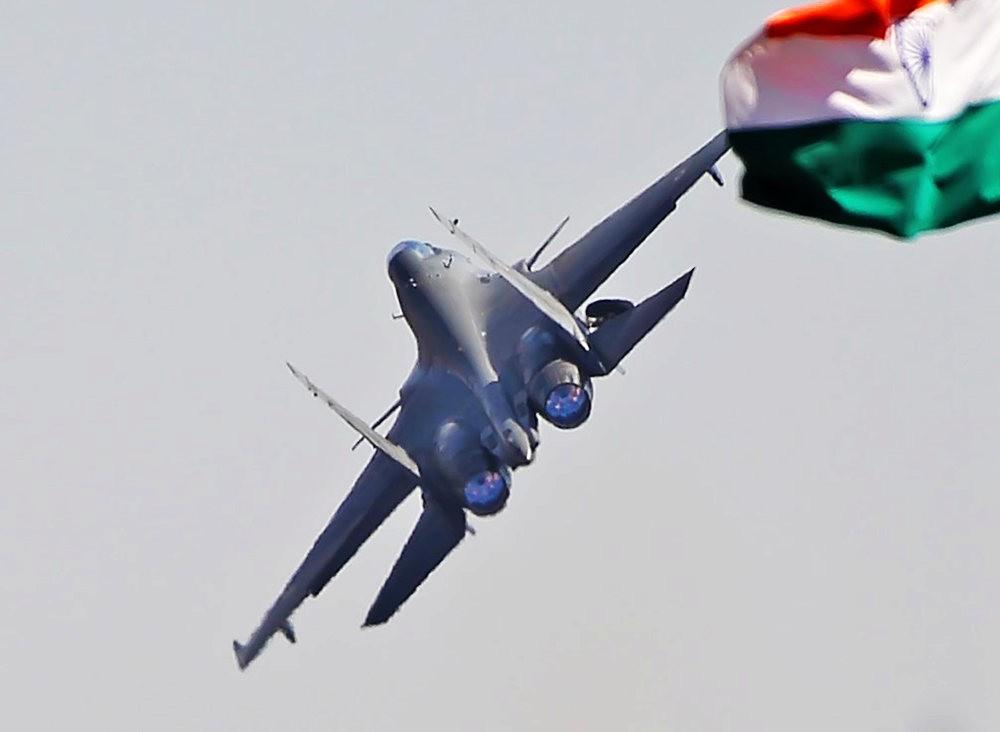 看看印度空军的装备----参观班加罗尔航展_图1-3