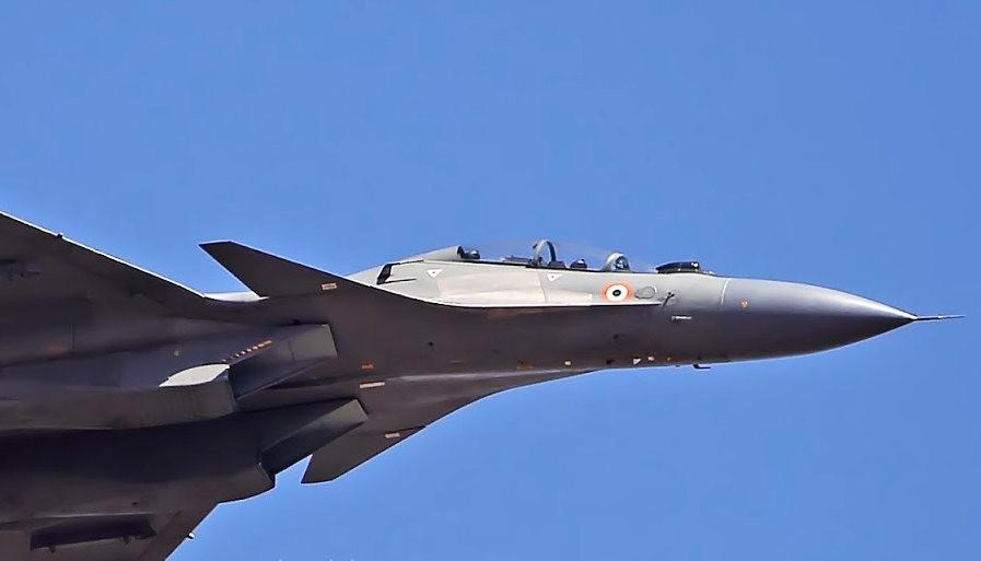 看看印度空军的装备----参观班加罗尔航展_图1-4