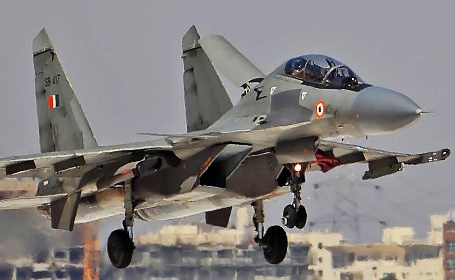 看看印度空军的装备----参观班加罗尔航展_图1-5