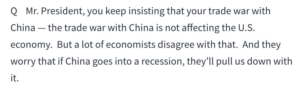特朗普:终须有人出头解决中国问题_图1-1