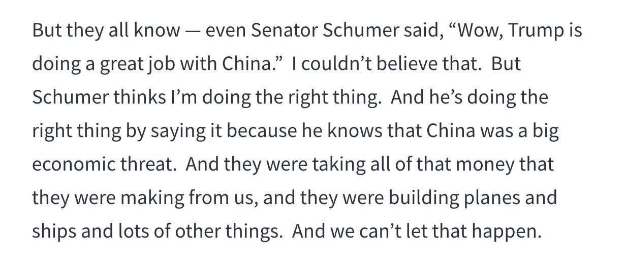 特朗普:终须有人出头解决中国问题_图1-12
