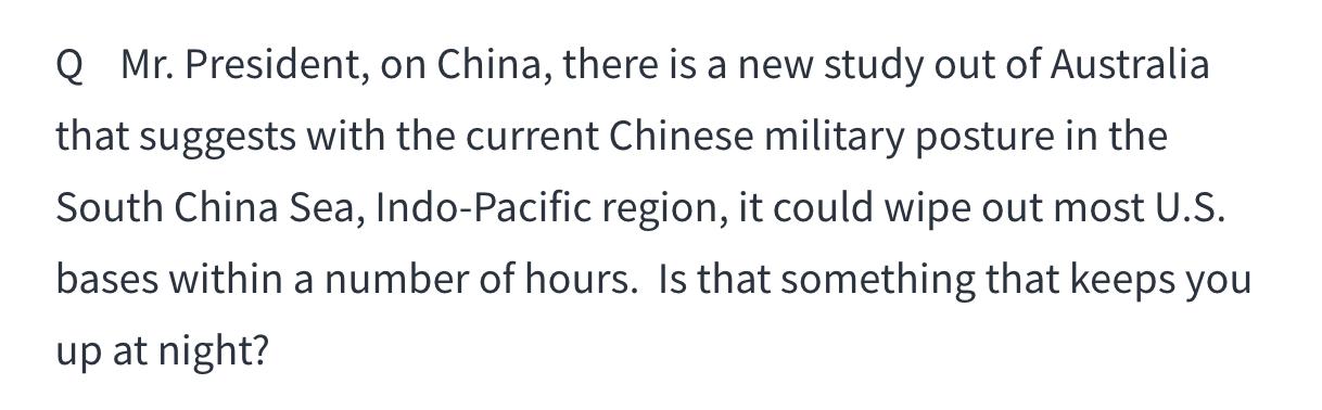 特朗普:终须有人出头解决中国问题_图1-13
