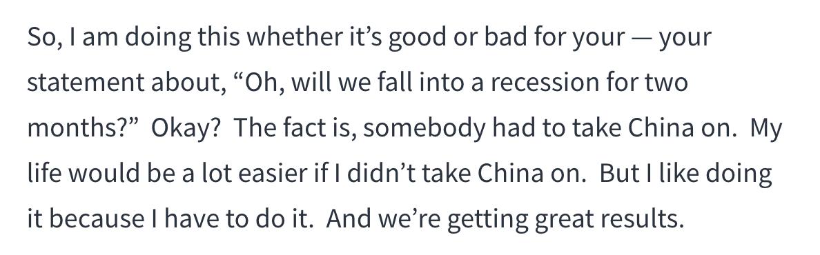 特朗普:终须有人出头解决中国问题_图1-5