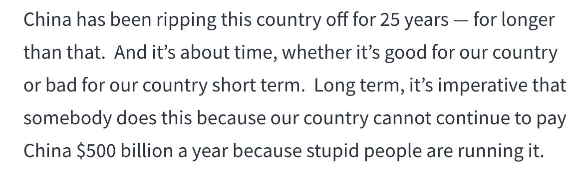 特朗普:终须有人出头解决中国问题_图1-3