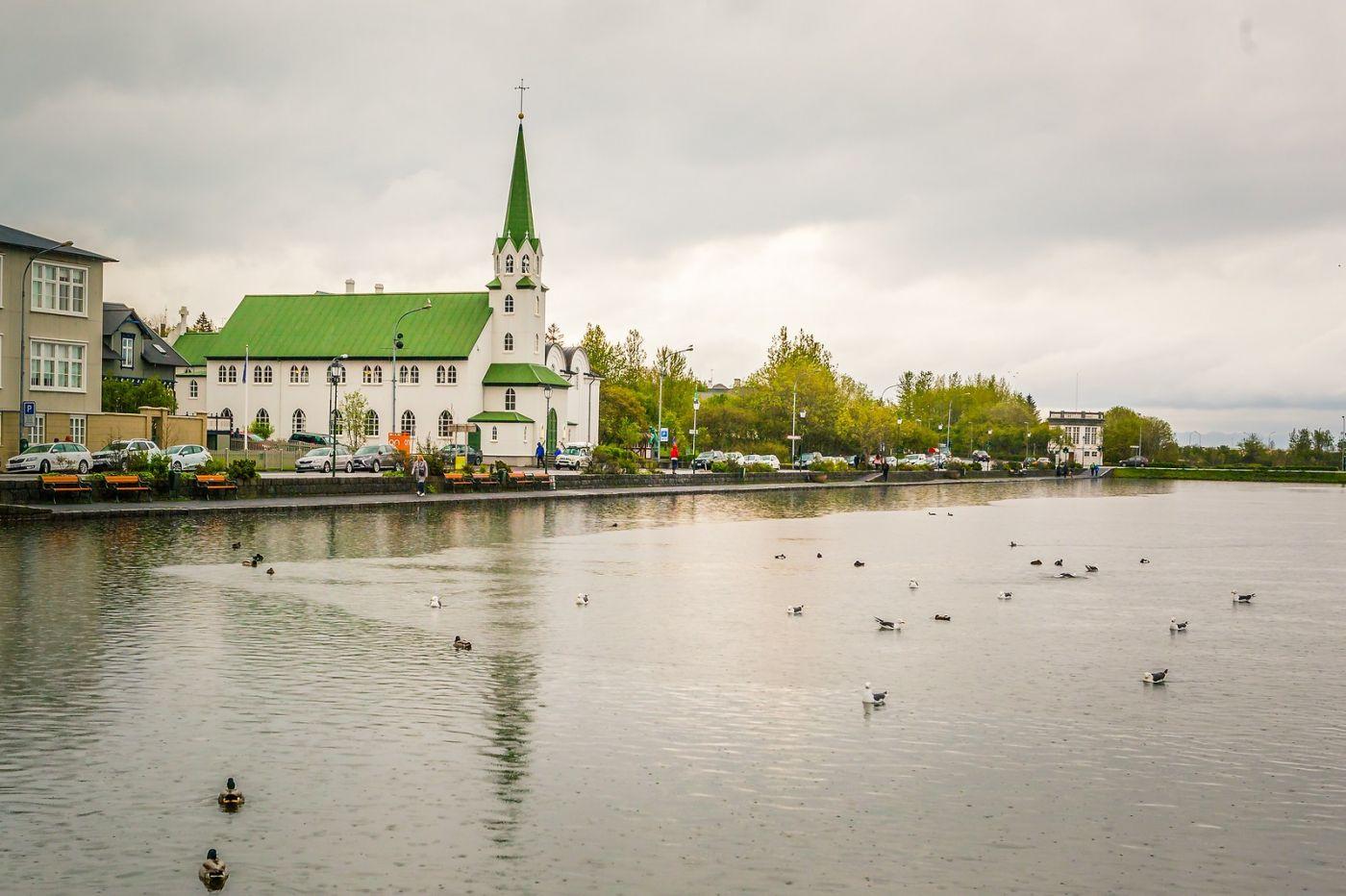 冰岛雷克雅未克(Reykjavík),游城中湖_图1-8