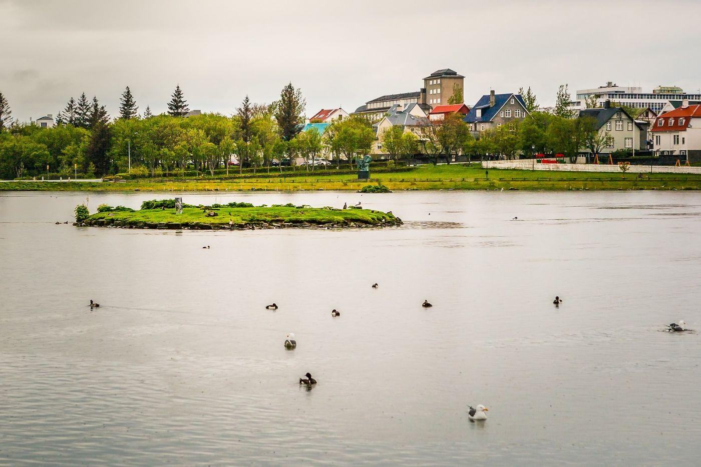 冰岛雷克雅未克(Reykjavík),游城中湖_图1-6