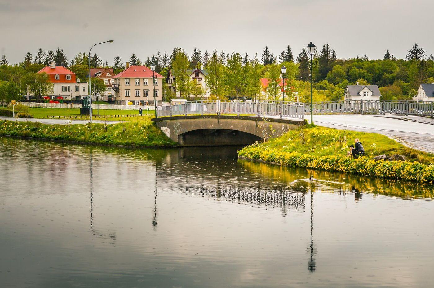 冰岛雷克雅未克(Reykjavík),游城中湖_图1-10